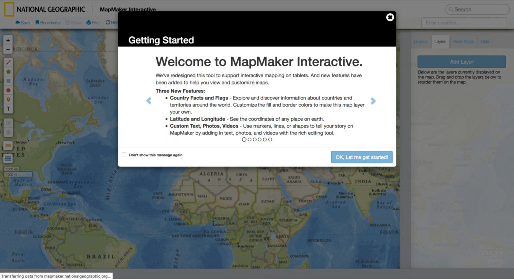 STORY MAPPING – VIDEO – Story on